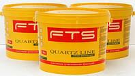 Краска грунтующая силиконовая FTS QUARTZ LINE 5л