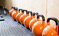 Резиновые маты для тренажерного зала., фото 1
