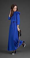 Платье ElPaiz-212 белорусский трикотаж, синий, 44