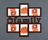 "Фоторамка   10x15/6 ""Family"" Br"