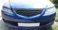 Решетка радиатора Mazda 6 GG седан (тюнинг решетка на Мазда 6 GG)