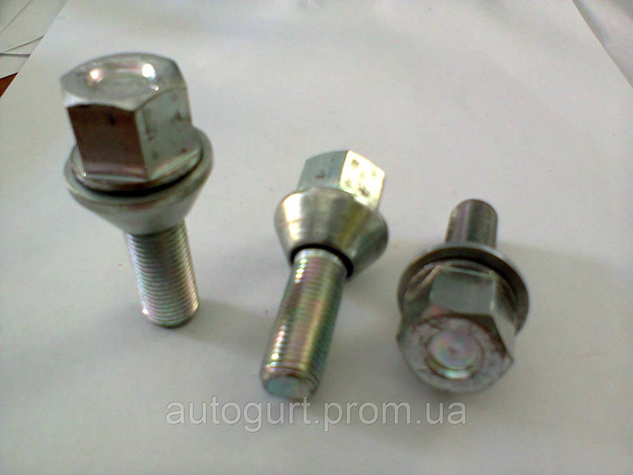 Болт колеса B1965 29mm exc 12x1.25x29,19 L51 тит  (ексцентрик)