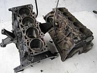 Блок двигателя, блок цилиндров на Мерседес Вито, Mercedes Vito авторазборка, запчасти