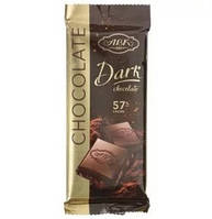 Шоколад АВК черный 57% какао ш/б 90 г