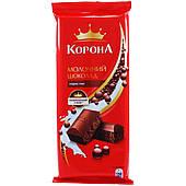Шоколад Корона Молочный пористый 90 г