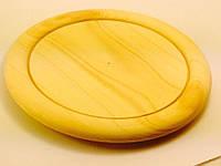 Тарелка 35 см под декупаж