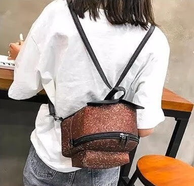 Рюкзак мини с ушками фото 29