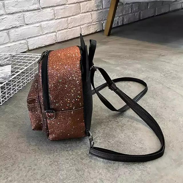 Рюкзак мини с ушками фото 32