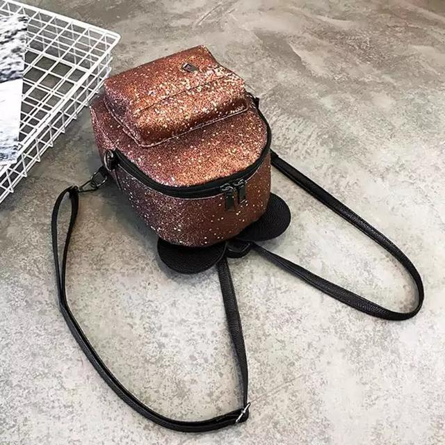 Рюкзак мини с ушками фото 33