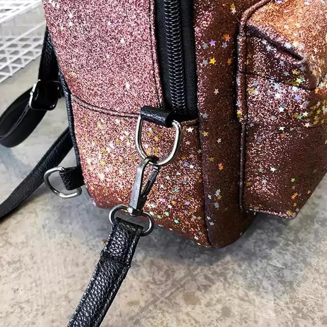 Рюкзак мини с ушками фото 36