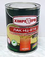 Лак нитроцеллюлозный мебельный (глянцевый) НС -218 Химрезерв  0,8 кг