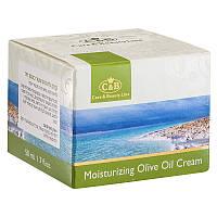 Израильская косметика Крем для лица интенсивного воздействия на оливковом масле Care & Beauty Line
