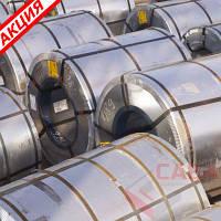Рулонная сталь г/к,х/к от производителя