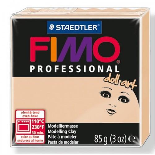 Полимерная глина Фимо Долл Арт FIMO DOLL ART (85 г, телесный 435, Cameo)