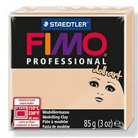 Полимерная глина Фимо Долл Арт FIMO DOLL ART (85 г, телесный 435, Cameo), фото 1