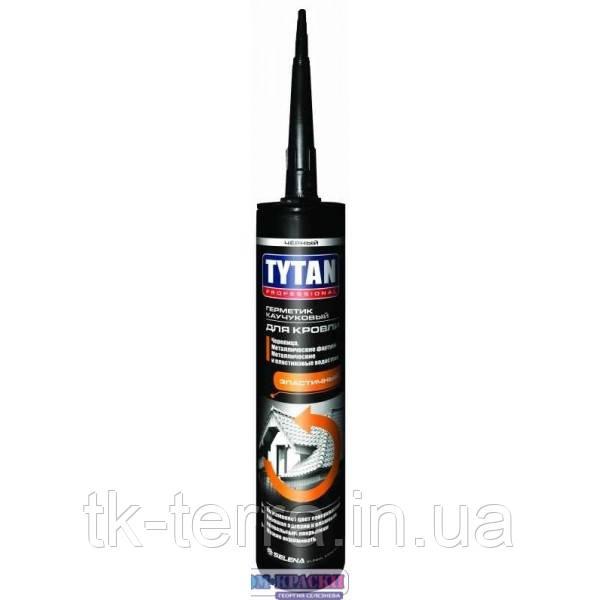 Кровельный Каучуковый Герметик Tytan 310 ml. прозрачный