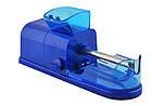 Машинка для набивки сигарет гильз самокруток электрическая, фото 9