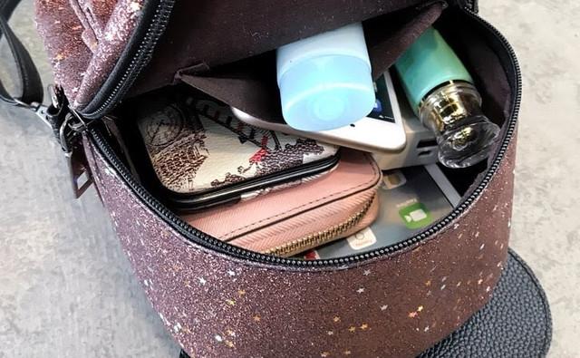 Рюкзак мини с ушками фото 35