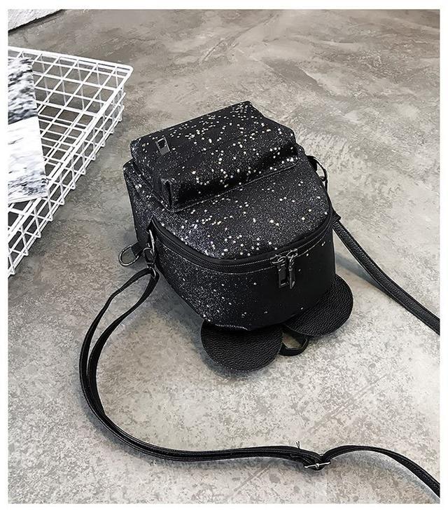 Рюкзак мини с ушками фото 13