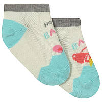 Детские антискользящие носки Привет Малыш Berni (0-2 года)