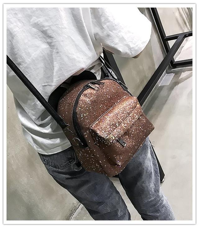 Рюкзак мини с ушками фото 17