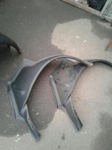 Внутренняя арка заднего крыла киа кларус