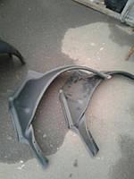 Внутренняя арка заднего крыла киа кларус, фото 1