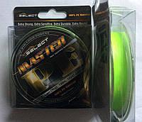 Шнур рыболовный Select Master PE 150m 0.06-0,10