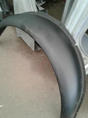 Внутренняя арка заднего крыла мицубиси паджеро