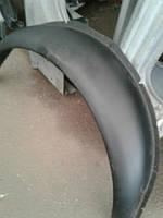 Внутренняя арка заднего крыла мицубиси паджеро, фото 1