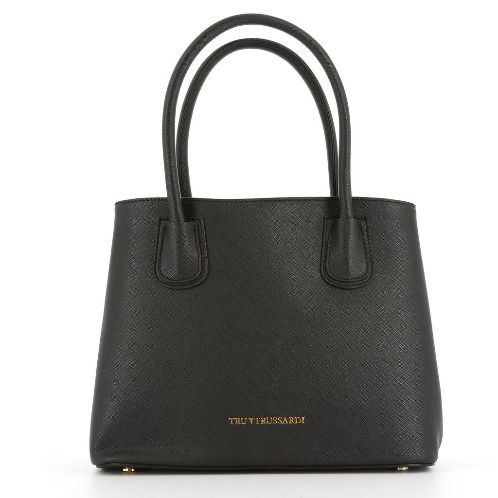 e459e95a3039 Trussardi кожаная сумка с ручками - косметика&аксессуары
