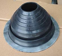 Кровельный проход 75-160мм Kronoplast MFE 3 (Master flash) для металлических и битумных крыш