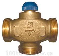Клапан HERZ триходовий термостатичний ATATÜRK-TS-RD (розподіл потоків до 100%)DN 15 (1776138)