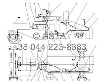 ТОРМОЗНАЯ СИСТЕМА - Z50E09T46, фото 1