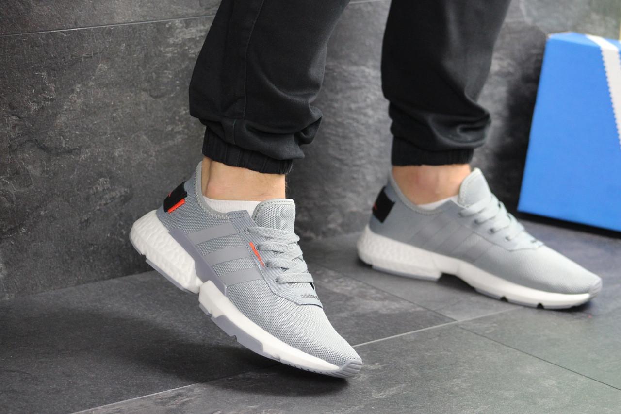 Мужские кроссовки Adidas POD-S3.1 (серые)