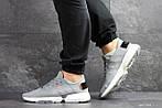 Мужские кроссовки Adidas POD-S3.1 (серые), фото 3