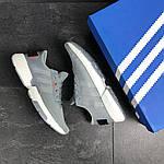 Мужские кроссовки Adidas POD-S3.1 (серые), фото 6