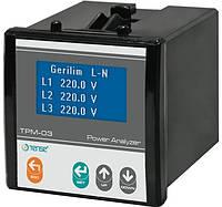 Измеритель мощности анализатор параметров сети мультиметр счетчик электро энергии