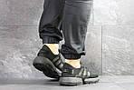 Мужские кроссовки Adidas POD-S3.1 (черные), фото 2