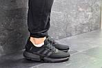 Мужские кроссовки Adidas POD-S3.1 (черные), фото 3