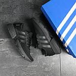 Мужские кроссовки Adidas POD-S3.1 (черные), фото 6