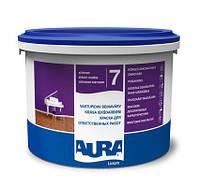 Краска интерьерная акрилатная дисперсионная AURA Luxpro 7  5л