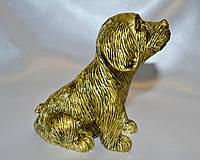 Собака (под бронзу)