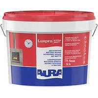 Краска интерьерная матовая Aura Luxpro Extramatt 5л