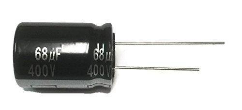 Конденсатор 68uF 400V 68мкФ 400В, фото 2