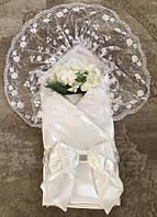 Конверт-одеяло Ангел (белый)