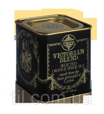Чай черный «Victorian Blend» (Викторианский)100 гр.