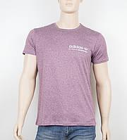 """Мужская футболка """"Вискоза"""" Adidas 1902 бордо, фото 1"""