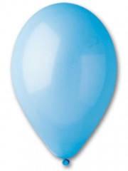 Воздушный шар 10 дюймов голубой 1шт