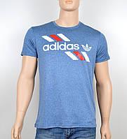 "Мужская футболка ""Вискоза"" Adidas 1901 джинс"